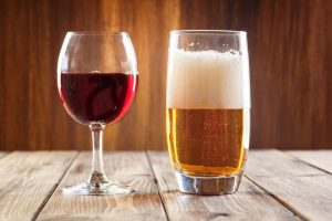 Aliments Crossfit alcool