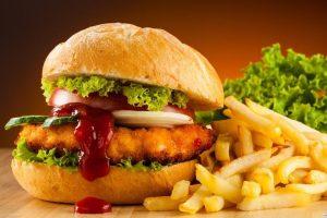 Aliments Crossfit burgers