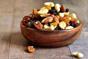 Aliments Crossfit graines noix