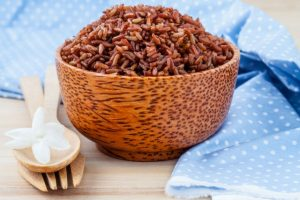 Aliments Crossfit riz complet