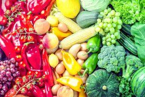Nutrition Crossfit fruits et légumes
