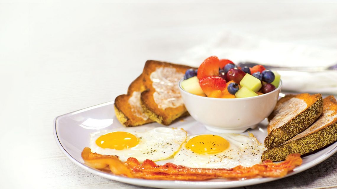 Petit-déjeuner Crossfit : Voici ce que mangent les athlètes des Games