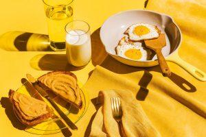 Petit-déjeuner Crossfit games Rich Froning